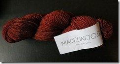 Madtosh Sock - Saffron