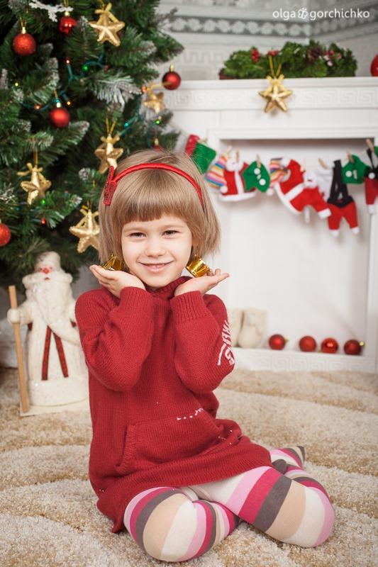 Детский новогодний фотопроект Рождественские мечты. 11 Полина и Миша-8884