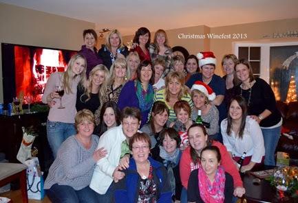 Christmas Winefest 2013