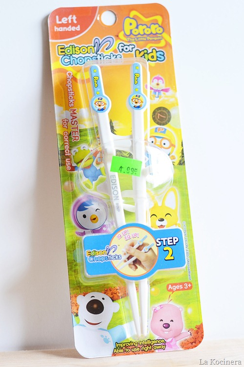 pororo chopsticks