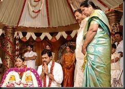 Karthik Ranjini Marriage6