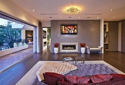 Casa de lujo en las montañas de los Ángeles, California - ArQuitexs