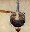 Volatilisation Through Liquid From Cabala Mineralis Manuscript