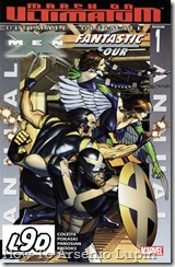 Ultimate X-Men - Ultimate Fantastic Four Annual #1 (2008-11)