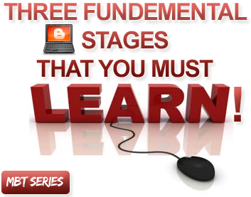 blogging learning stages