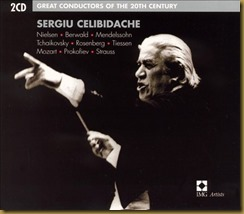 Prokofiev Sinfonía Clásica Celibidache Berlin