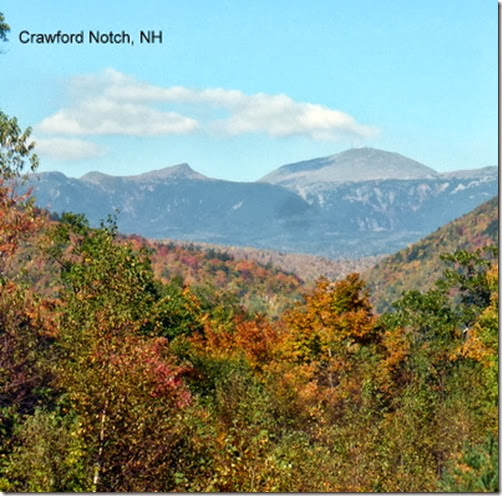 Crawford Notch, NH