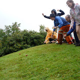 Task 1: recreate cheese rolling (with Babybels)