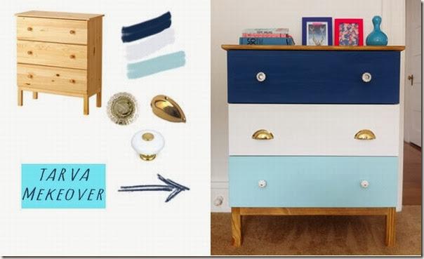 case e interni - trasformare cassettiera Tarva Ikea (9)