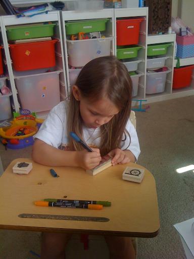 Zoe's hard work