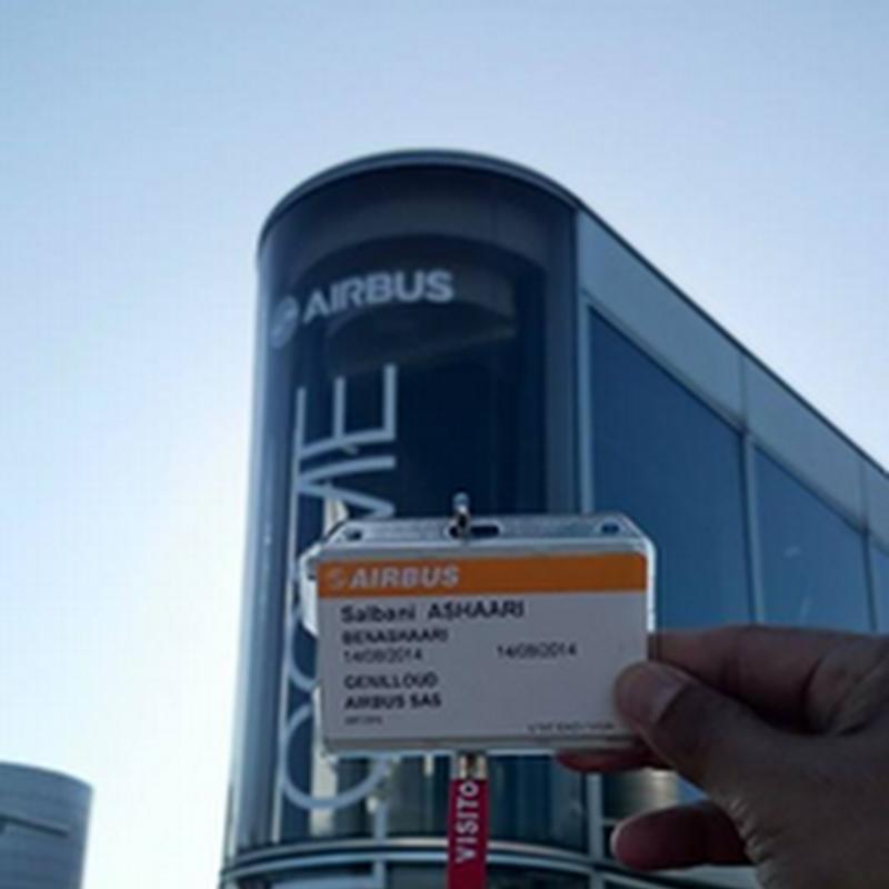 Ke AirBus Factory !
