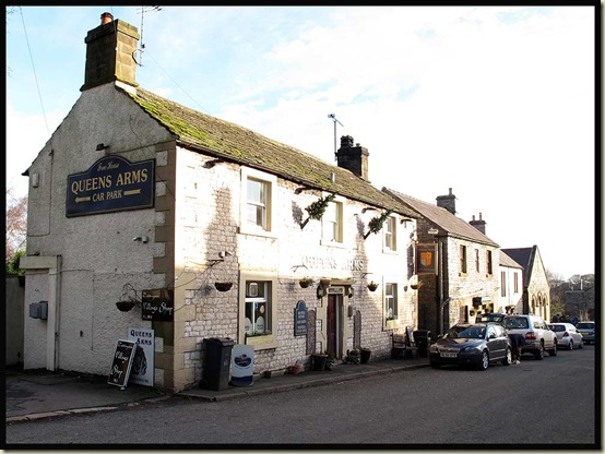 The Queens Arms, Taddington