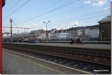 リール駅 station Lier