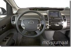 Taxi test Toyota Prius 04
