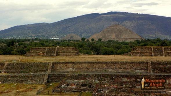 Piramides Teotihuacán México 2