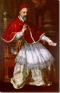 Pierre de Cortone, Urbain VIII