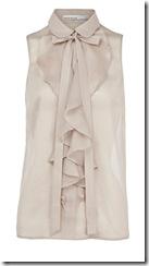 Karen Millen ruffled blouse