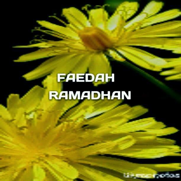 Faedah Ramadhan