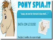 Sapere se l' email inviata è stata letta - PonySpia