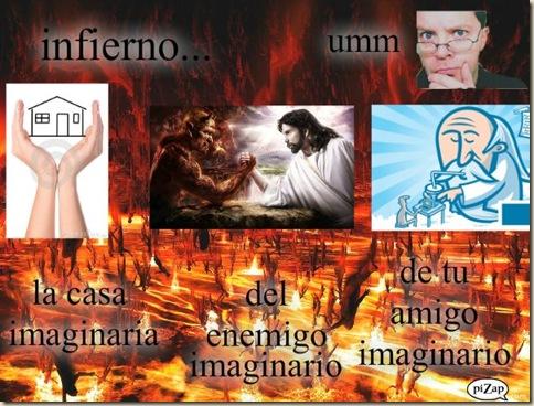 infierno ateismo humor grafico dios biblia jesus religion desmotivaciones memes (18)