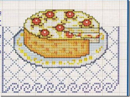 Ponto Cruz-Cross Stitch-Punto Cruz-Punto Croce-Point de Croix-405