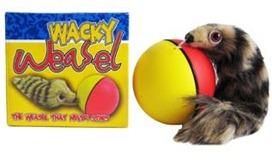 wacky weasel