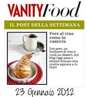 pere al vino rosso del 23 gennaio 2012