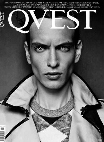 Photo by Markus Lambert for QVEST #48, 2012. Styled by Marcel Naubert.