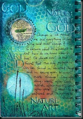 journal nature art