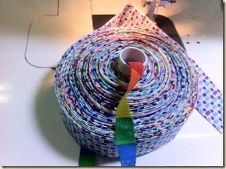 tumbler binding