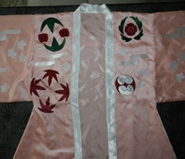cosplay shunsui bleach capa
