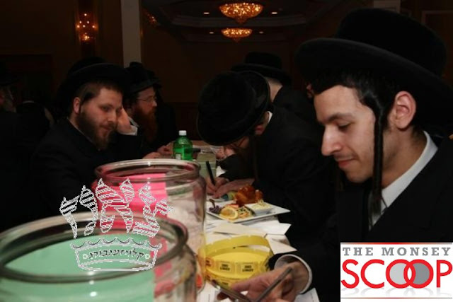 Sanz Klausengberg Annual Dinner In Monsey - 03.JPG