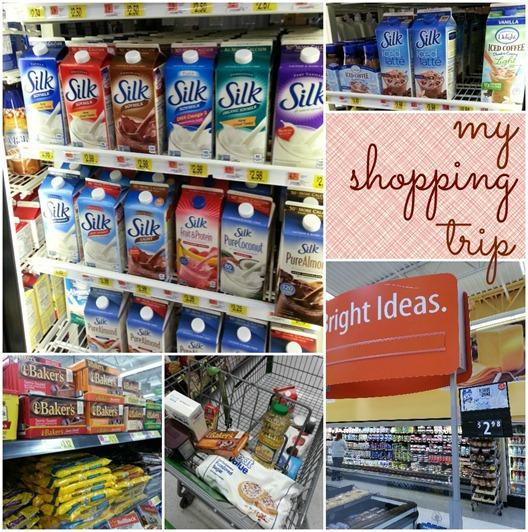 #rethinkwhatyoudrink shopping trip