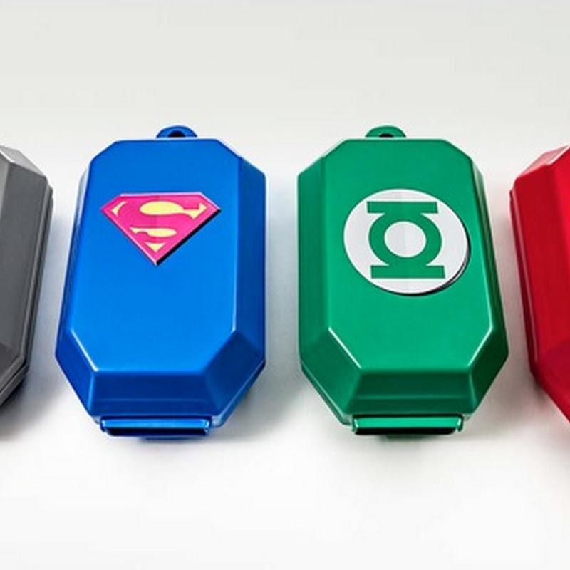 Superhéroes contra el cáncer infantil