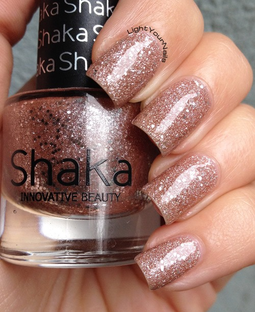 Shaka Stone Like Rose glossy