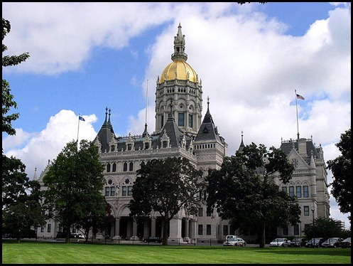 13 - Conn Capitol Building