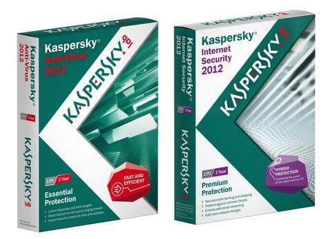 تحميل برنامج الكاسبر 2012 Kaspersky