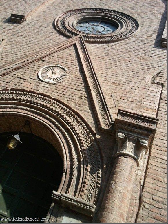 Convento del Corpus Domini, Ferrara, Italia - Convent of Corpus Domini, Ferrara, Italy - Property and Copyright www.fedetails.net