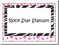 Rock Star Staus