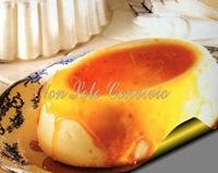 budino bianco al caramello