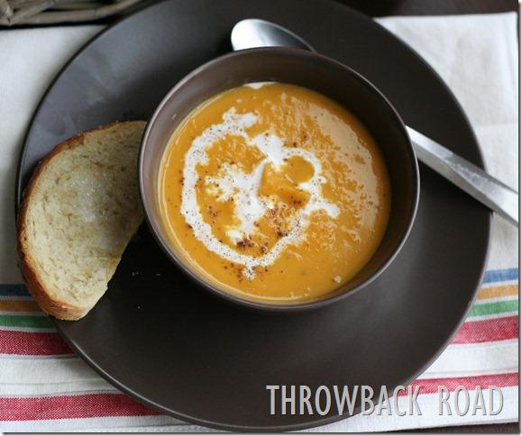 butternut squash soup 001