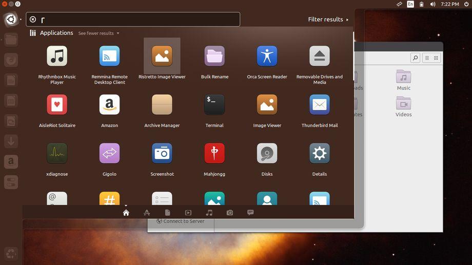 Moka in Ubuntu Unity