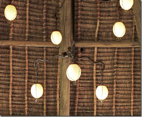 ostrich chandelier Kasler