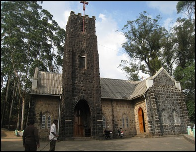 Christ Church, Church of South India