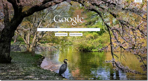 Bing wallpaper for Google homepage immagine del giorno di Bing su Google