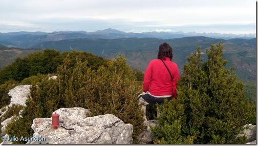 Cima de Elke - Navarra - Valle de Arce