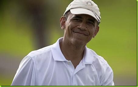 bo golf smirk