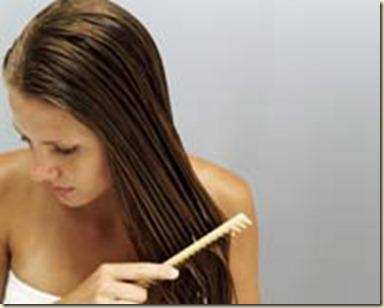 como evitar la caida del cabello despues del parto1