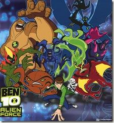 ben-10-alien-force-ben-10-alien-force-ben 10 forca alienigena imagens
