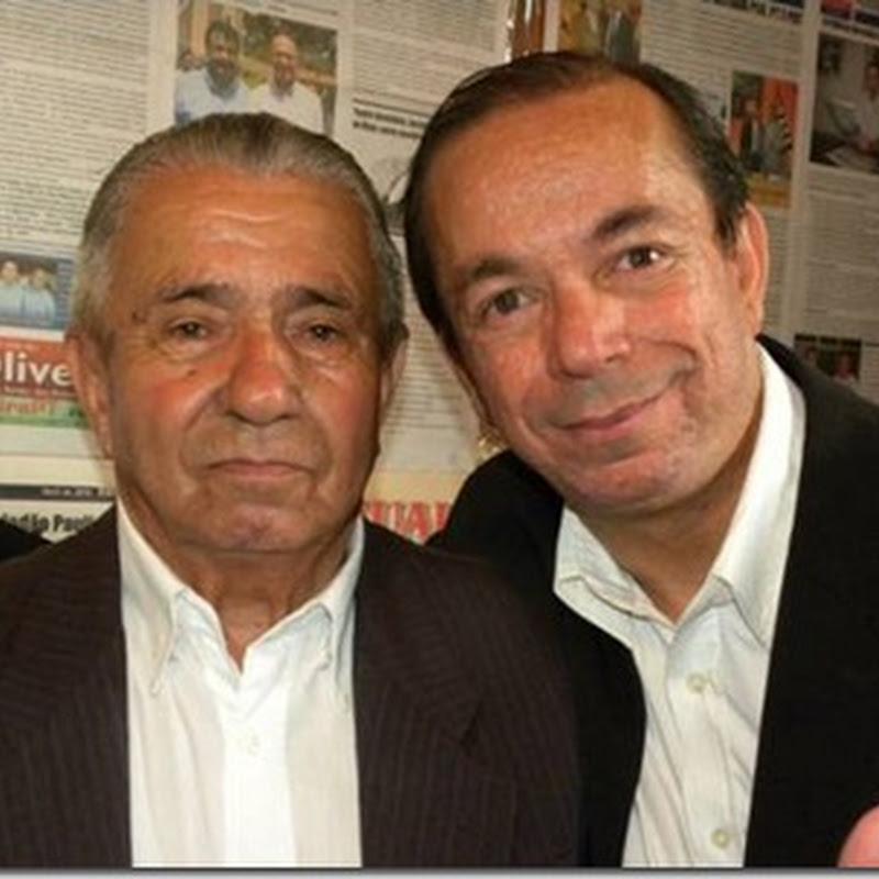 Dr. Marcos Raul homenageia ao Pai Sr. Silvio Raul, Liderança do Parque Vera Cruz no Capão Redondo